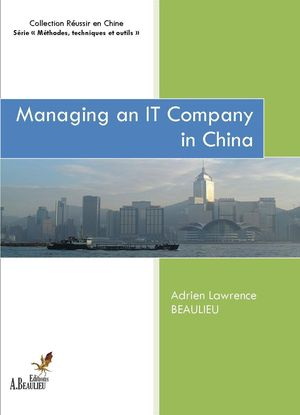 Managing an IT company in China